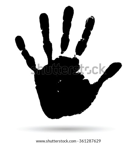 Handprint Stock Images Royalty Free Images Amp Vectors