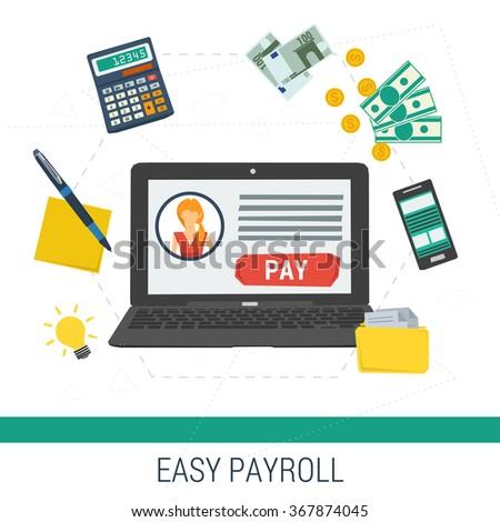 easy payroll calculator free