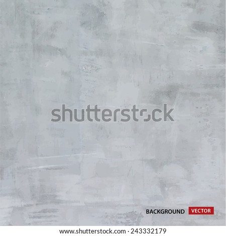 vector concrete background texture - stock vector