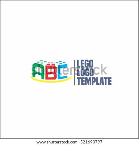 Vector Design Logo Kids Toy Logo Stock Vector HD (Royalty Free ...