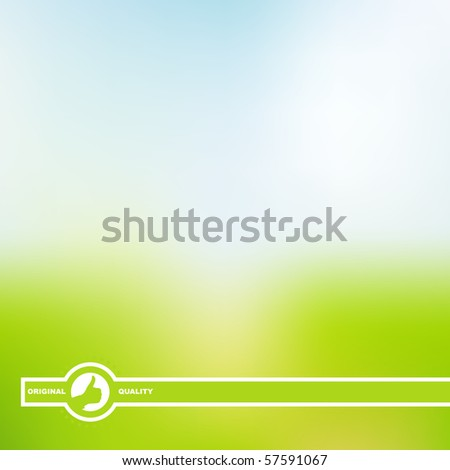 Vector creative background - stock vector