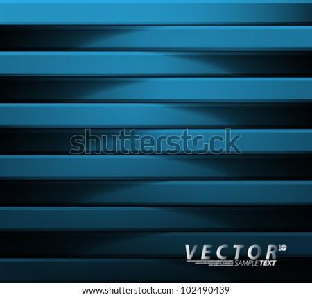 Vector Design - eps10 Abstract Concept Background - stock vector
