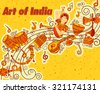 vector design of art and music...
