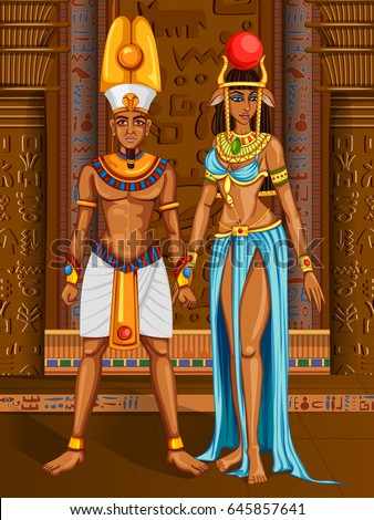 Egyptian Deities Stock Images Royalty Free Images