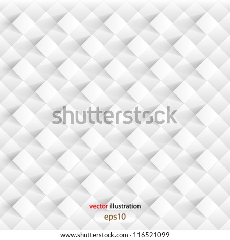 Vector Design Overlapping Squares Concept Illustration - eps10 - stock vector