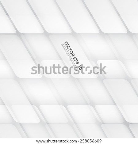 Vector design with on the grey background.  - stock vector