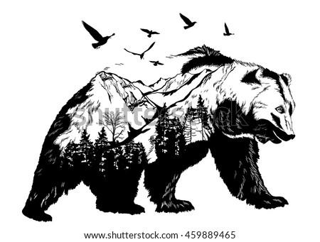 bear stock photos  royalty free images   vectors teddy bear vector black and white teddy bear vector clipart