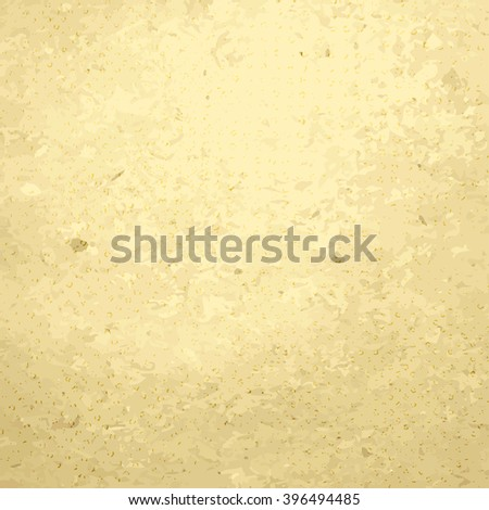 Vector draft paper texture. Natural paper background. - stock vector