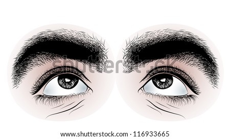 Bushy Eyebrows Stock Photos, Images, & Pictures | Shutterstock
