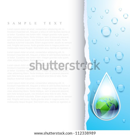 Illustration with tips on saving water consumption by man in a house - Save Water Stock Photos Royalty Free Images Amp Vectors