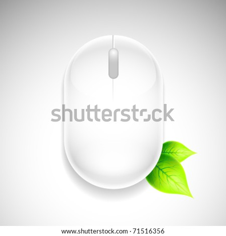 Vector Eco Mouse