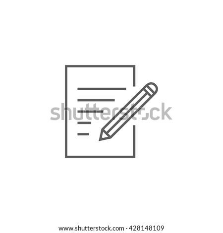 Vector Edit File Icon, Eps10 Edit File Icon, Edit File Icon Image, Flat Edit File Icon, Web Edit File Icon, Edit File Icon Eps, Edit File Icon Jpg, Edit File Icon Logo, Edit File Icon Button - stock vector