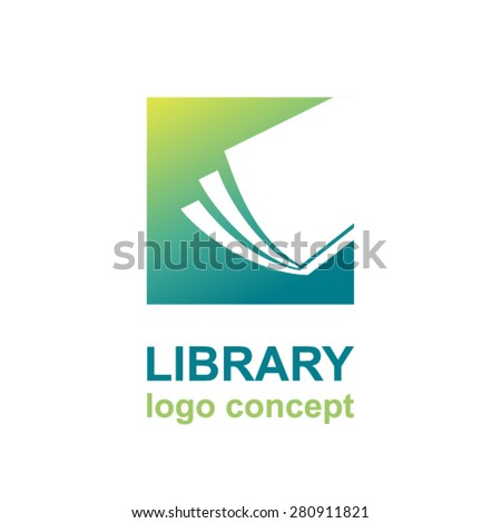 Vector education logo - stock vector