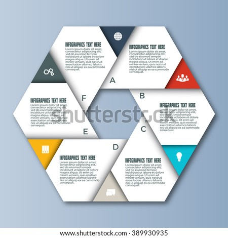 Vector elements for infographics. Templates with elements and characters for presentations, business and marketing. EPS 10. - stock vector