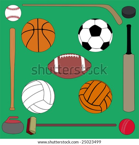 vector equipment for team sports