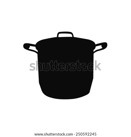 vector file of kitchen element  - stock vector