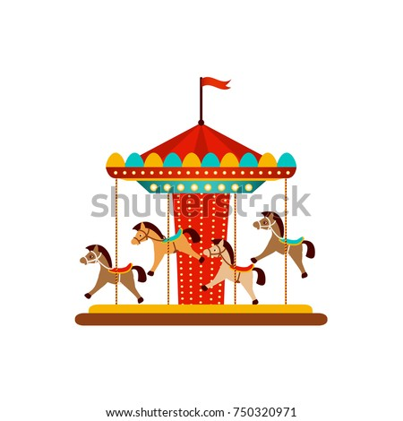 Australian concepts the merry go round