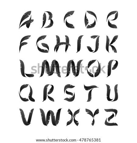 stylized letters stock images royaltyfree images