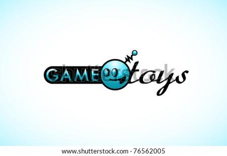 Vector Game Symbol - stock vector