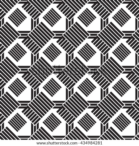 Vector geometric pattern.