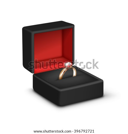 ring box stock images royaltyfree images amp vectors