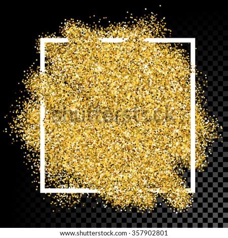glitter frame stock images royaltyfree images amp vectors