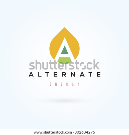 Vector graphic elegant font with sample text / symbol / alphabet - stock vector