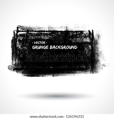 Vector grunge background. Chalk background. Retro background. Vintage background. Business background. Abstract background. Hand drawn. Texture background. Abstract shape - stock vector