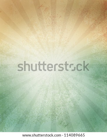 Vector Grunge Watercolor Texture Background - stock vector