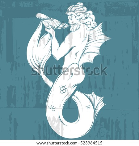 Neptune God Stock Images, Royalty-Free Images & Vectors ...