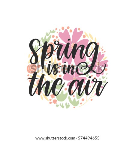 Spring Quotes Stock Images, Royalty-Free Images & Vectors ...