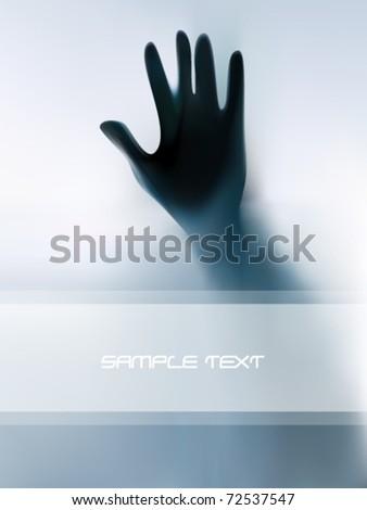vector hand illustration - stock vector