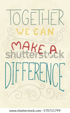 Make A Difference Stoc...