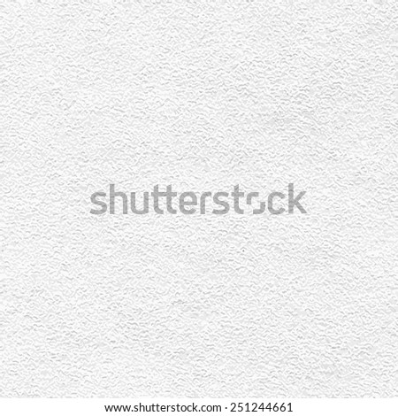Vector High-Resolution Blank White Watercolor Paper Texture - stock vector