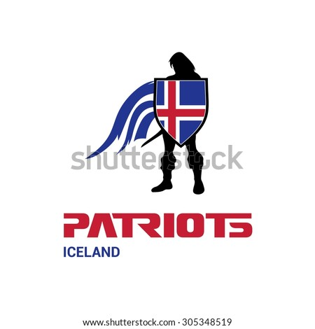 Vector norway flag patriots soldier logo stock vector 309175211 vector iceland flag patriots soldier logo mascot character design memorial day army man with voltagebd Gallery