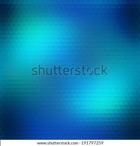 vector illustration background in geometric elements - stock vector