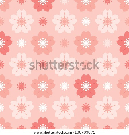 Vector illustration Chinese art Background, Chinese art pattern - stock vector