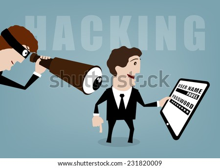 vector illustration concepts for human resources management - stock vector
