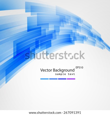 Vector illustration for design business brochure - stock vector