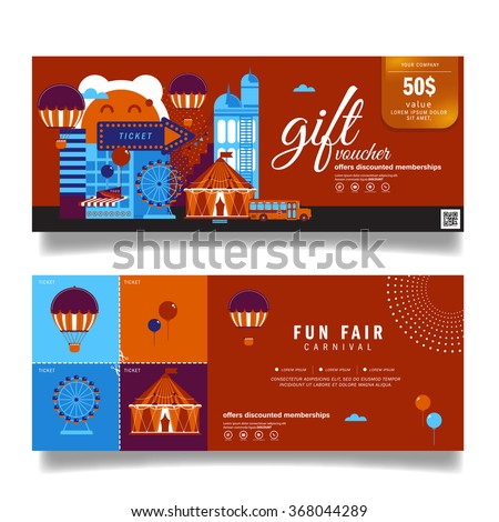 Fun Certificate Border Photos RoyaltyFree Images and Vectors – Fun Voucher Template