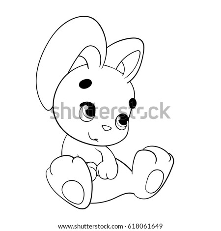 mini lop coloring pages | Rabbit Face Stock Images, Royalty-Free Images & Vectors ...