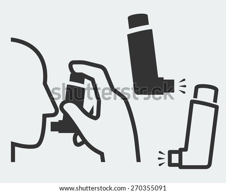 Inhaler Stock Images Royalty Free Images Amp Vectors