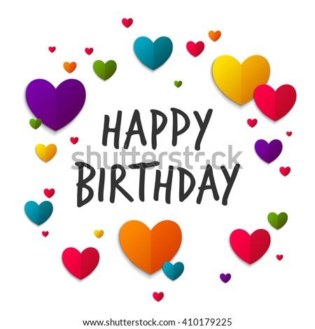 Happy Birthday Valentines Cake