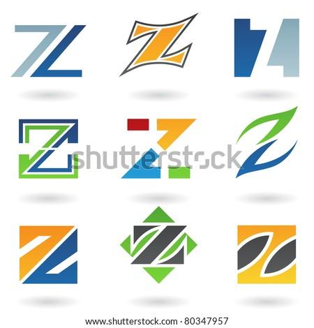 Vector illustration of  Z Logo Vector