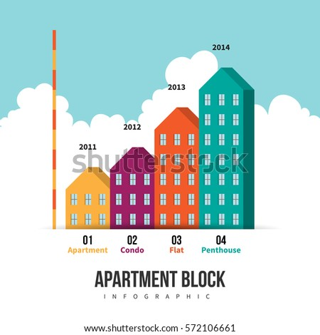 Apartment Block Stock Images Royalty Free Images Vectors