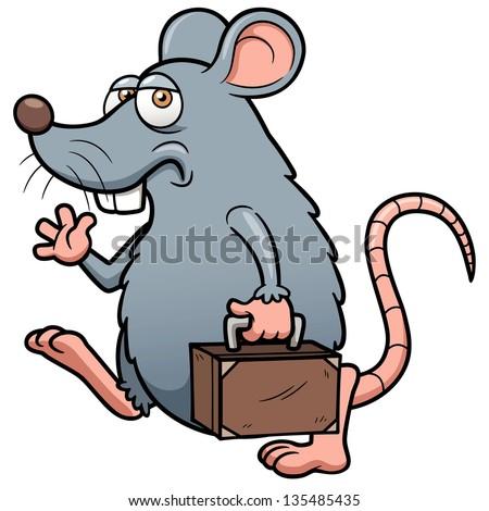 Rats drawing cartoon - photo#10