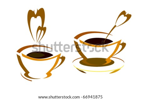 vector illustration of coffee
