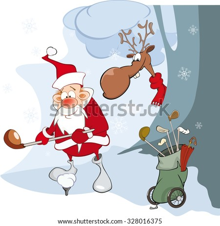 Christmas Golf Stock Images, Royalty-Free Images & Vectors ...