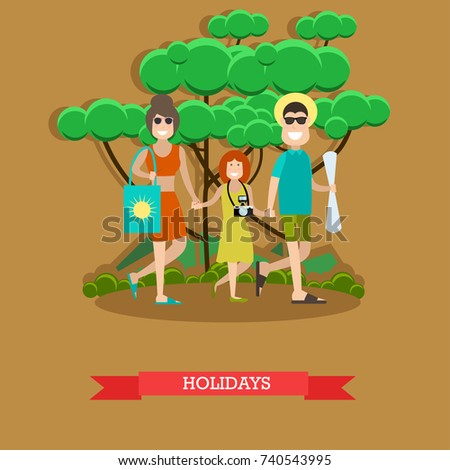 holidays family