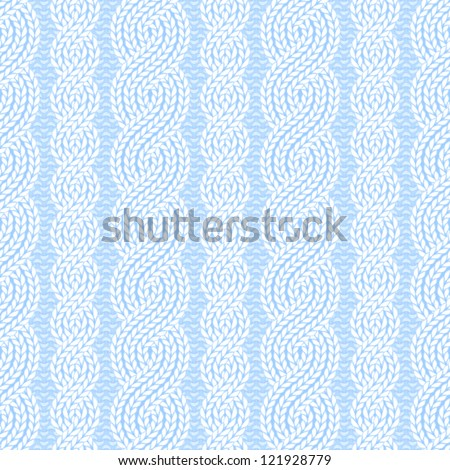 Knitting Stitches Vector : Knit stitch Stock Photos, Images, & Pictures Shutterstock